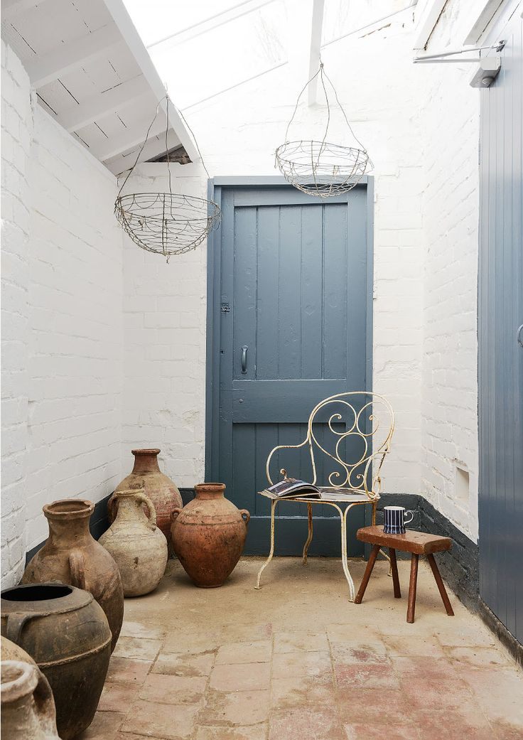 1000 images about d w e l l on pinterest wabi sabi white walls and hanging plants - Kleur trend corridor ...