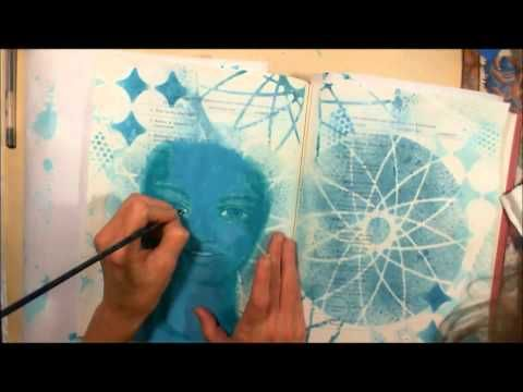 many art videos at this site