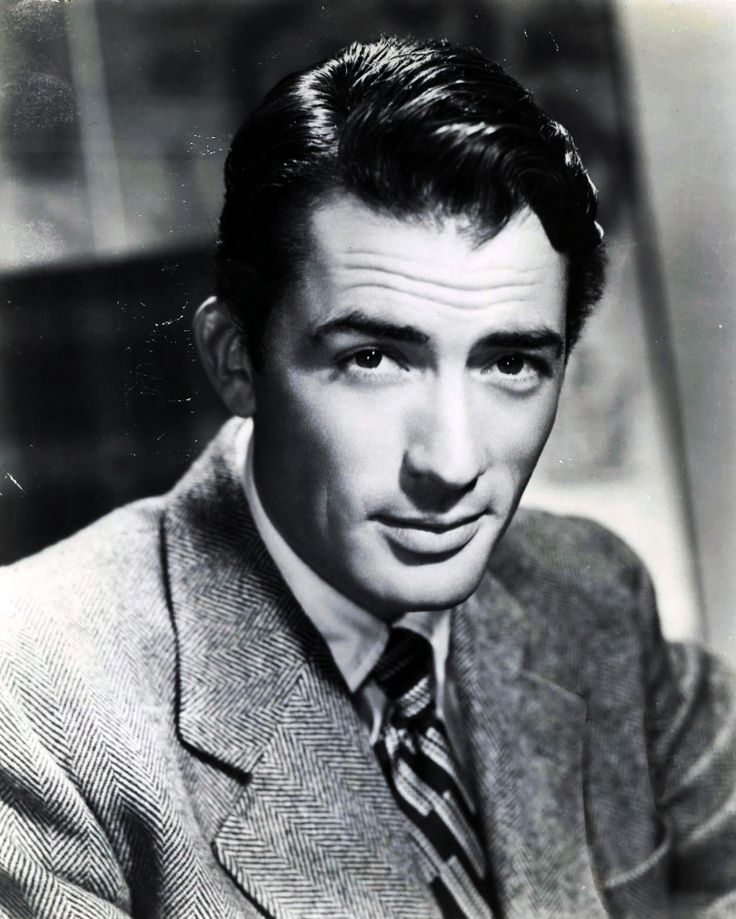 Gregory Peck, 1954 | Gregory Peck | Pinterest