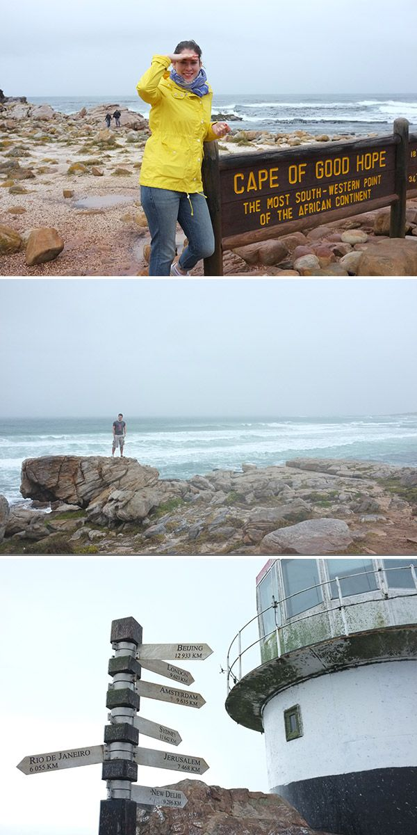 Cape Town: The What to Do // Cape of Good Hope // South Africa Travel Guide