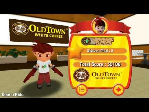 Boboiboy Bounce Blast Old Town White Coffee Terra VS Adudu Promo Boboibo...