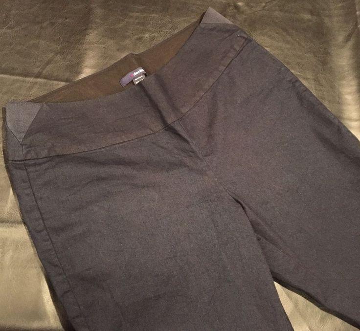 Womens Plus Size Jeans Denim 24/7 Size 24W Trouser Denim Jeans Dress Dark Wash  | eBay