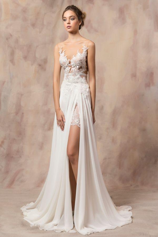 PRISCILLA #weddinggown #celestialcollection #newbridalcollection #costantinobridal #weddingingreece