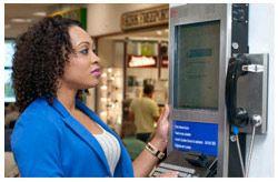 The Compact Power check-in kiosk #caymanislandsairport #checkinkiosk #informationkiosk #computerkiosk