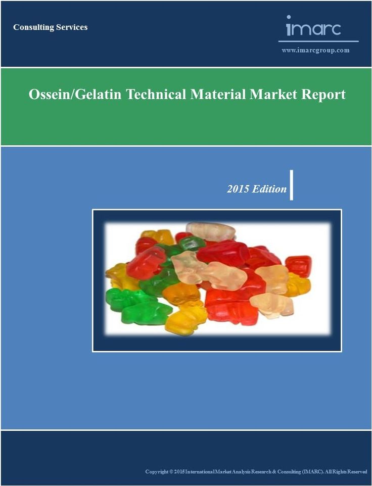 Global Ossein/Gelatin Technical Material Market Report