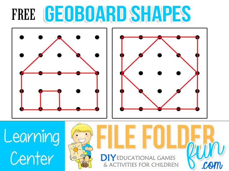 Geoboard file Folder