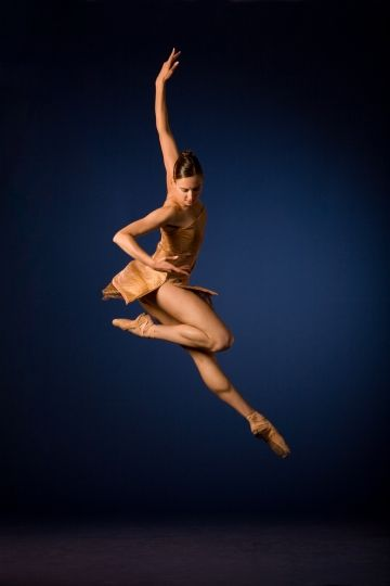 such power in her movement caught here!  'everything is beautiful at the ballet'....Chorus Line