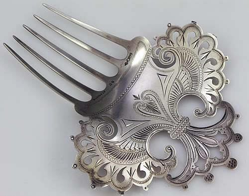 1000 Images About Vintage Hair Combs On Pinterest