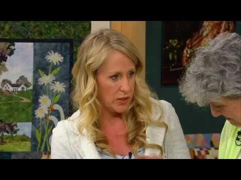 McKenna Ryan Explains Her Applique Quilt Method (Fons and Porter)