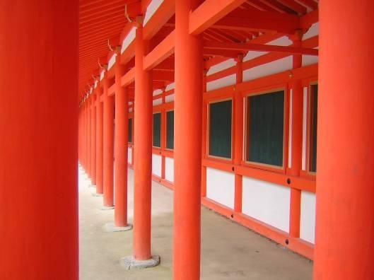 Shimogamo Shrine in Kyoto