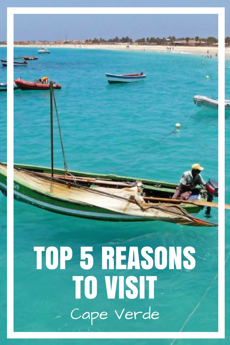 Looking for travel inspiration for your next holiday or vacation? Visit the #Go4Travel blog and check out the top 5 reasons to visit Cape Verde! #Travel #Wanderlust #Explore #CapeVerde #Africa