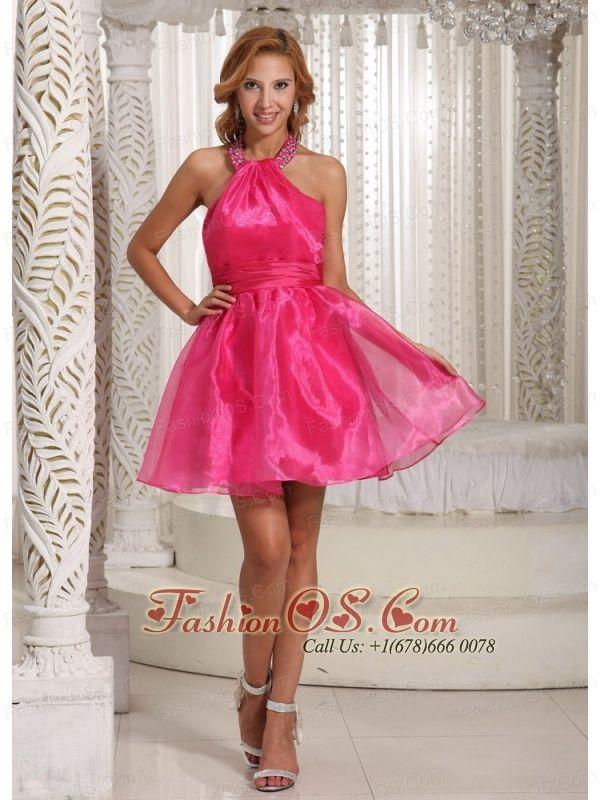10 best Halter-neck Bead-trim Prom Dresses 2013 images on Pinterest ...