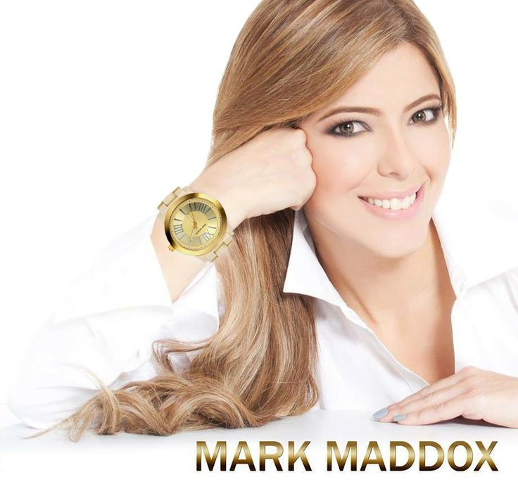 Que la elegancia jamas te falle, luce Mark Maddox.