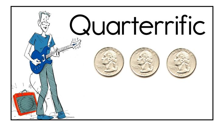 Quarterrific: A Coin-Counting Song