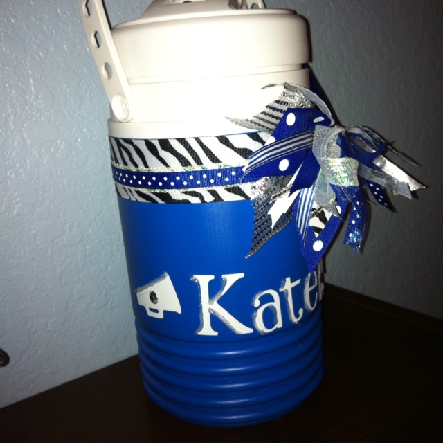 Water bottle spirit gift