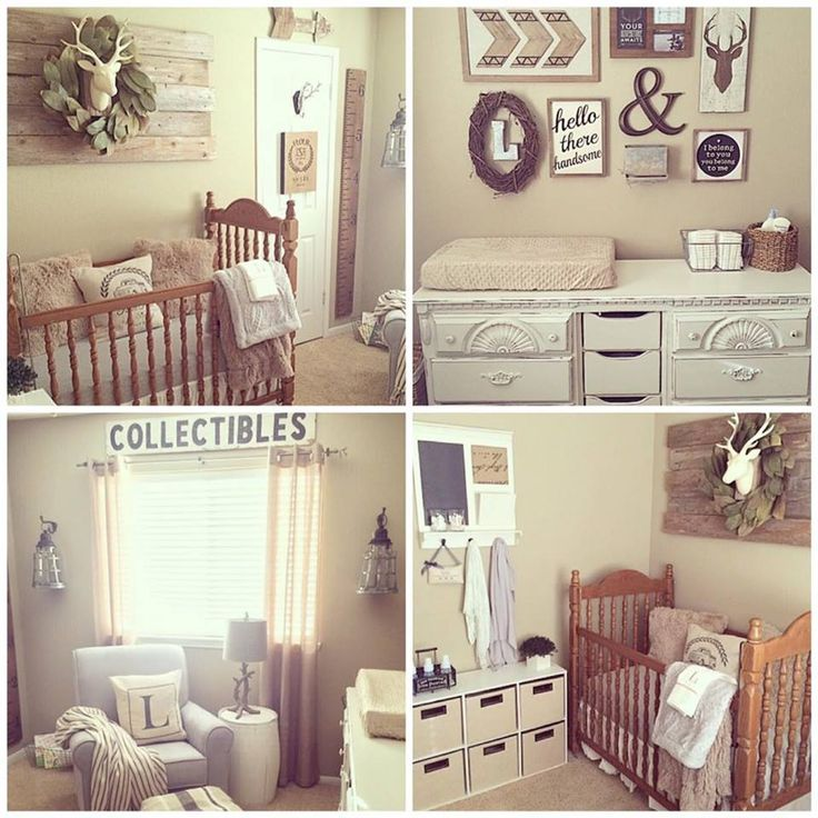 17 best ideas about rustic baby rooms on pinterest baby for Baby room decoration boy