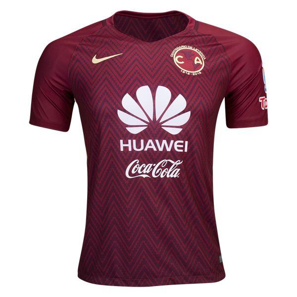 Nike Club America Away Jersey 16/17