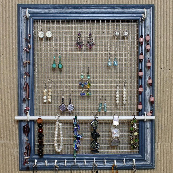 Ideas Wall Mounted Jewelry Organizer - http://decor.margotrobbieonline.net/ideas-wall-mounted-jewelry-organizer/ : #Furniture Wall mounted jewelry organizer – It is the big problem that many people before every purchase. What price example is legitimate or not? Wall mounted jewelry and earring organizer on that occasion the price in the litigator where I give a paragon, this is how. Leaning against what I have...