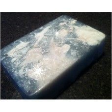 Frozen Sea Salt Peppermint Spearmint Soap 4 oz Bar