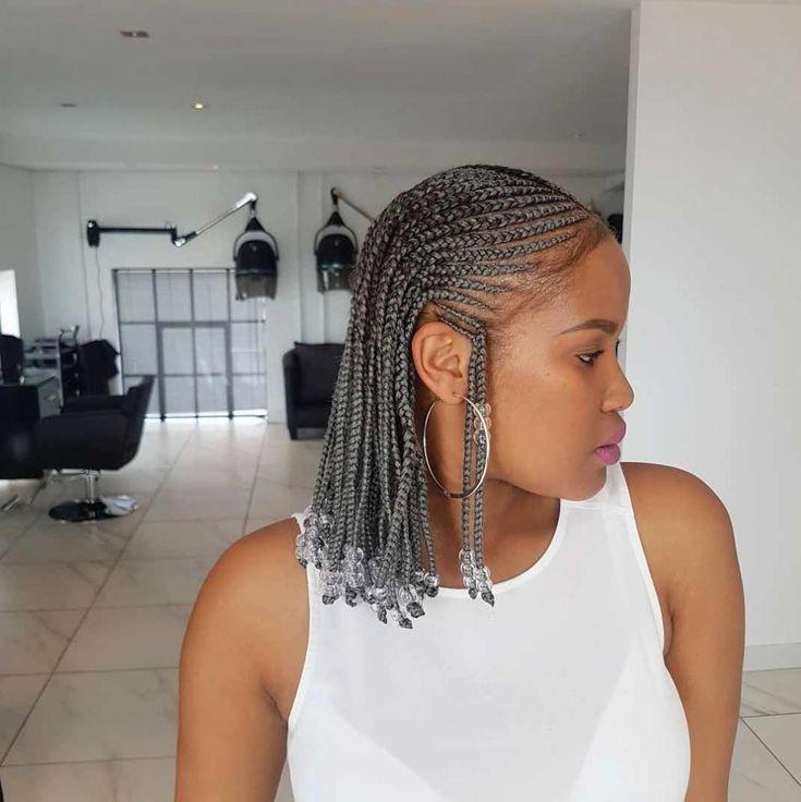 Hair Salon Elegant Updo Hairstyles Easy Up Hair Dos 20190725 Boxbraidsmaxx Grey Hair Braids Hair Styles Braids For Black Hair