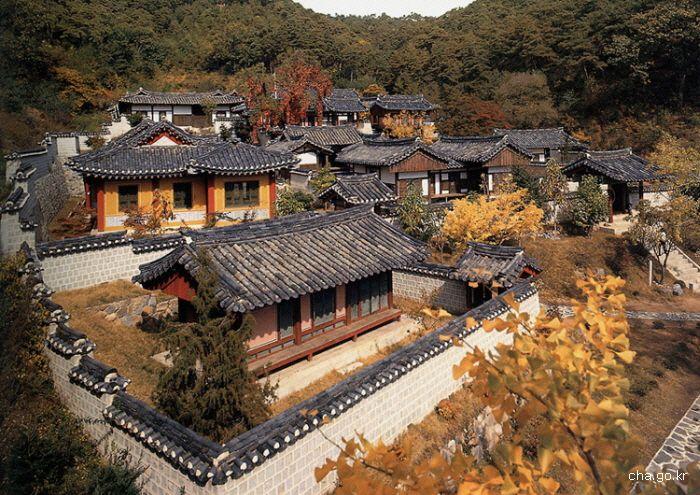 Andong é a cidade coreana conhecida como centro da cultura tradicional coreana…