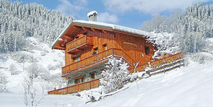Location des chalets individuels aux Alpes du Nord France Suisse chez…