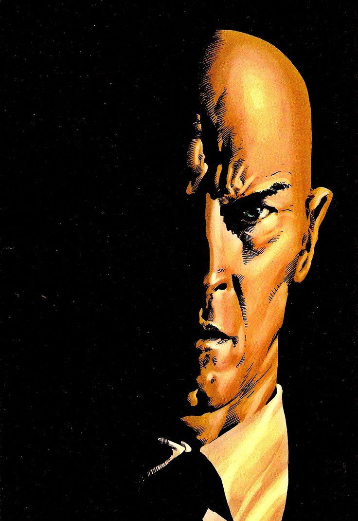 professor x | Marvel vs DC Telepathy Battle | Marvel ...