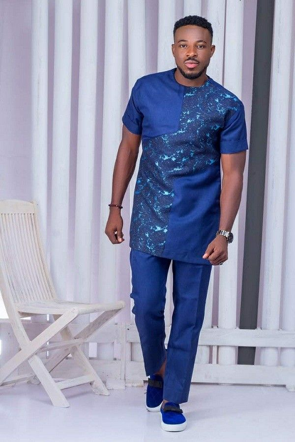 Nigeria's FreshbyDotun Unveils The Look Book For Sprig of Veldam Collection