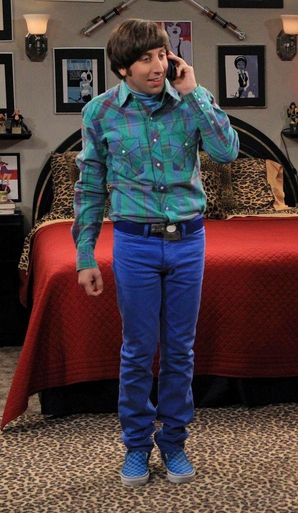 The Big Bang Theory Photos: Howard: Simon Helberg on CBS.com