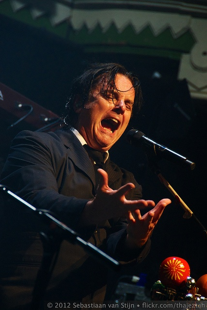 Marillion - just the best. H giving it his all, as ever!