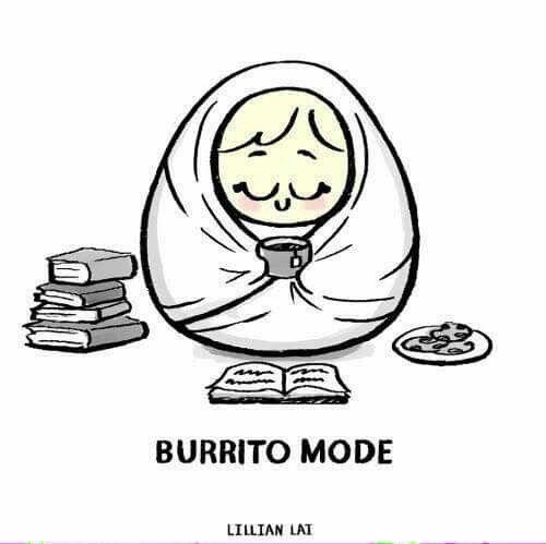 Burrito mode