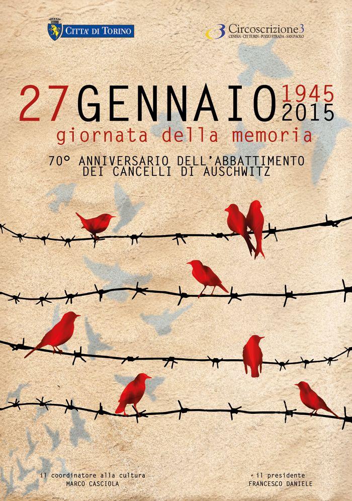 Città di Torino - Circoscrizione 3 - 27 gennaio Giornata della Memoria 2015