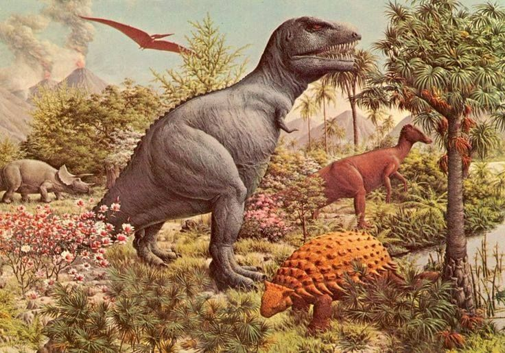 17 best images about dinosaurs on pinterest bobs for Age of reptiles mural