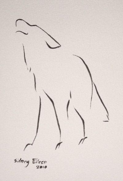 wolf minimalist - Buscar con Google