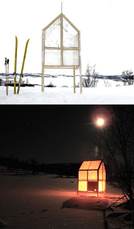 14 best images about the ultimate ice fishing shack on for Ice fishing at night