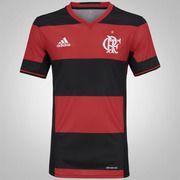Camisa do Flamengo I 2016 adidas - Masculina