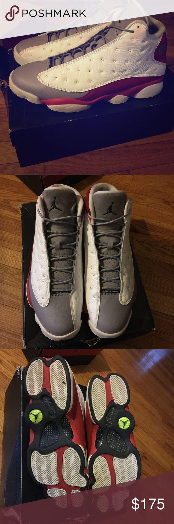 Retro Jordan 13 Slightly worn retro 13 jordans size 14 Jordan Shoes Sneakers