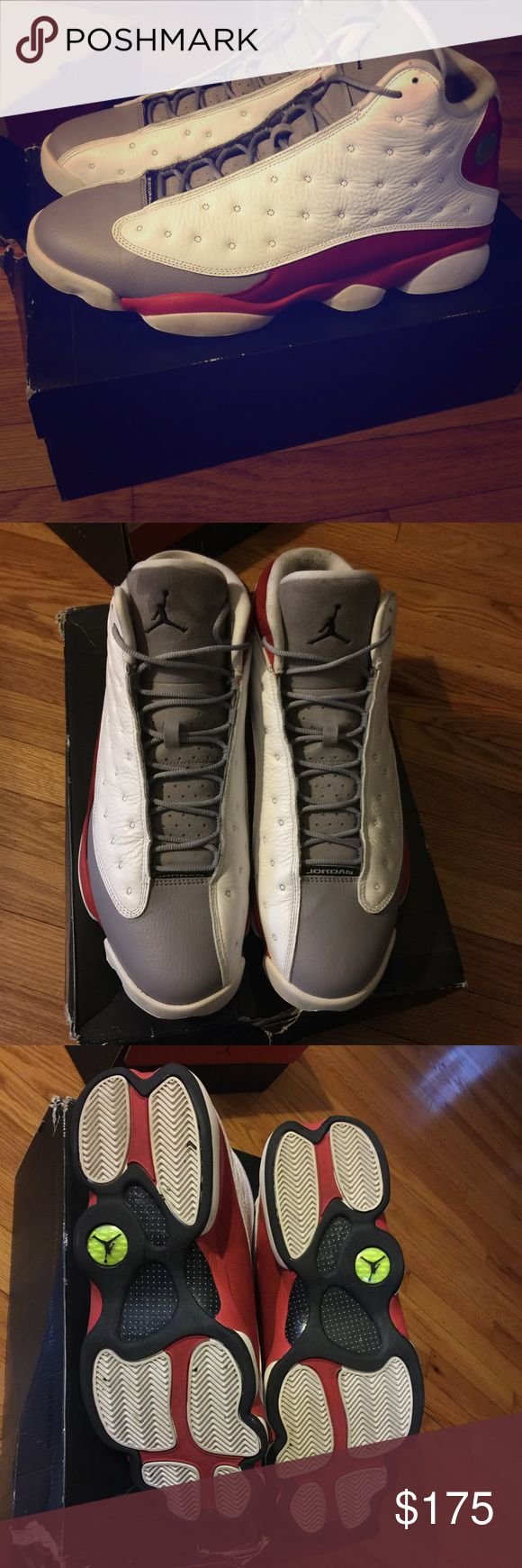 Retro Jordan 13 Slightly worn retro 13 jordans size 14 Jordan Shoes Sneakers