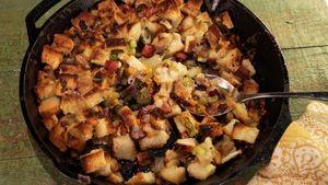 Crispy Sage Tater Tot Stuffing Recipe | The Chew - ABC.com
