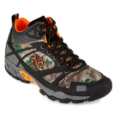 Realtree® Camo Boulder Mens Athletic Shoes   #Realtreecamo #camoshoes