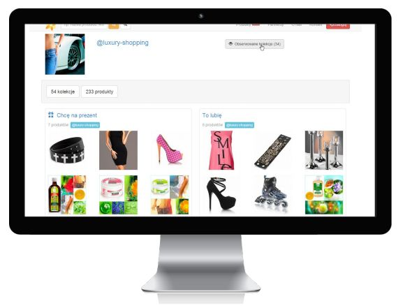 Social Shopping kreatywnych ludzi i firm, dla miłośników ładnych, inspirujących przedmiotów i pomysłów zaprasza. Odbierz tutaj Darmowe Zaproszenie dla Użytkownika - kilknij w ten link --- http://www.lilante.com/discover/JVQ i zarejestruj się. Możesz odkrywać produkty, kolekcjonować je, polecać innym, wymieniać się opiniami o produktach i zakupach, zarabiać cashback - przykład kolekcji: http://www.lilante.com/profile/luxury-shopping.  #poland, #polska, #warsaw, #cracow, lilante, #lilante
