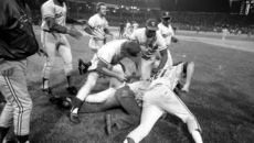 """On This Date in 1974, Cleveland's """"Ten Cent Beer Night"""" Went Horribly Wrong"""