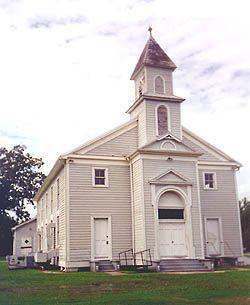 St John Baptist Church,  Dorseyville La