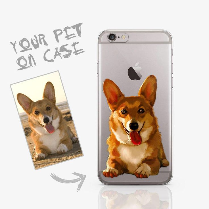 Custom Case Personalised iPhone 8 Case for iPhone 7 Case iPhone X Case iPhone 6s Plus For Galaxy S6 Samsung s8 illustrated Dog Pet AC1000 by ArtCasesDesign on Etsy https://www.etsy.com/listing/518855931/custom-case-personalised-iphone-8-case