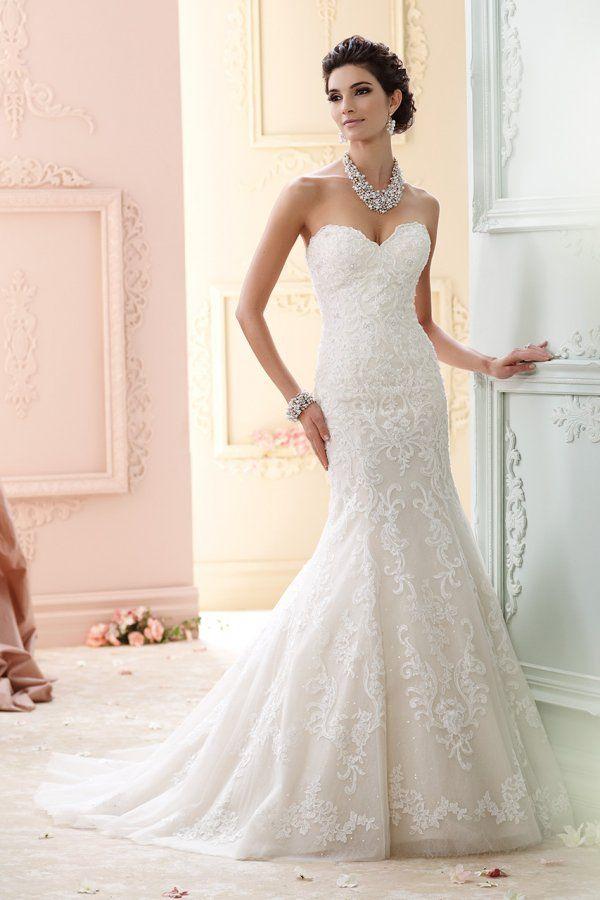682 besten Wedding - dresses - Robe de mariées Bilder auf Pinterest ...