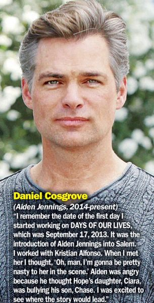 From a Soap Digest special issue Killed by Bo in Nov.
