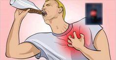 Ela é bastante divulgada como uma opção saudável.Mas um rigoroso estudo que durou dez anos revelou que esta bebida está diretamente ligado a ataques cardíacos e derrames.Impressionante, não é?