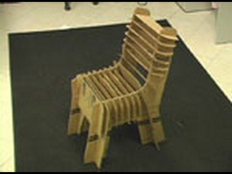 Corrugated Cardboard Chair 61 best corrugated cardboard images on pinterest | cardboard