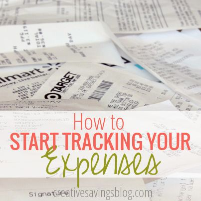 Learn how to track your expenses using the easy step-by-step found in this post. Makes a dreaded task sound so simple!