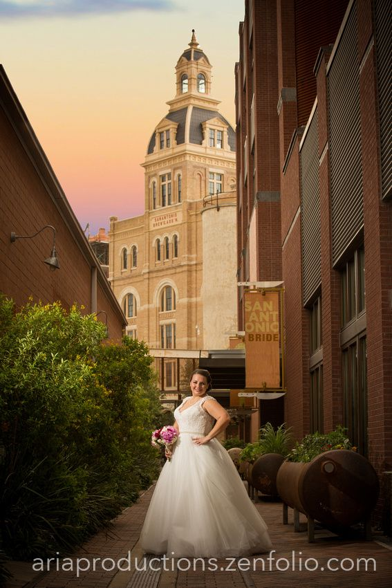 Bridal Photoshoot At The Pearl In San Antonio Texas